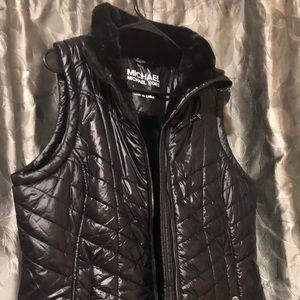 Michael Khors Faux Fur Vest